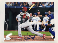 Randy Arozarena Signed Cardinals 8x10 Photo (JSA COA) at PristineAuction.com