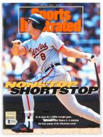 "Cal Ripken Jr. Signed 1991 ""Sports Illustrated"" Magazine (Beckett COA) at PristineAuction.com"