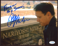 "Ralph Macchio Signed ""Cobra Kai"" 8x10 Photo Inscribed ""Forever My Sensei"" (ACOA COA) at PristineAuction.com"