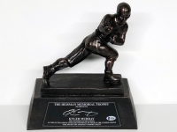 Kyler Murray Signed Full-Size Heisman Trophy (Beckett COA) at PristineAuction.com