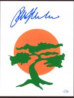 """Ralph Macchio Signed """"Cobra Kai"""" 8x10 Photo (ACOA COA) at PristineAuction.com"""