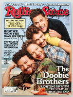"""2013 """"Rolling Stone"""" Magazine Signed by (4) with Jonah Hill, James Franco, Seth Rogen & Danny McBride (JSA COA) at PristineAuction.com"""
