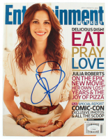 "Julia Roberts Signed 2010 ""Entertainment Weekly"" Magazine (JSA COA) at PristineAuction.com"