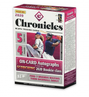 2020 Chronicles Baseball Blaster Box with (4) Packs at PristineAuction.com