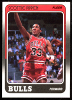 Scottie Pippen 1988-89 Fleer #20 RC at PristineAuction.com