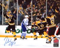 Patrice Bergeron Signed Bruins 8x10 Photo (Bergeron COA) at PristineAuction.com