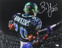 Brian Dawkins Signed Eagles 16x20 Photo (JSA COA) at PristineAuction.com