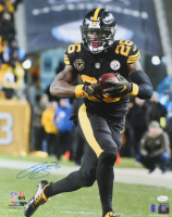 LeVeon Bell Signed Steelers 16x20 Photo (JSA Hologram & Sports Integrity COA) at PristineAuction.com