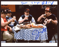 "George Wendt & Robert Smigel Signed ""Saturday Night Live"" 8x10 Photo Inscribed ""Daaa... I Forget"" (Beckett COA) at PristineAuction.com"