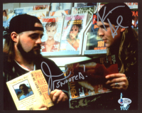 "Jason Mewes & Kevin Smith Signed 8x10 Photo Inscribed ""J-Snootch"" (Beckett COA) at PristineAuction.com"