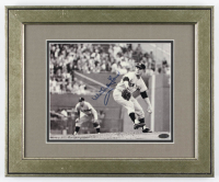 Whitey Ford Signed Yankees 13.5x16.5 Custom Framed Photo Display (Steiner COA) at PristineAuction.com