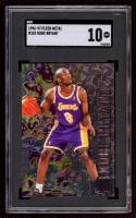 Kobe Bryant 1996-97 Metal #181 RC (SGC 10) at PristineAuction.com