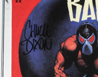 "Graham Nolan & Chuck Dixon Signed LE 1993 ""Vengeance of Bane"" Issue #1 Second Printing DC Comic Book (Dynamic Forces COA) at PristineAuction.com"