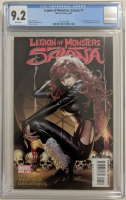 "2007 ""Legion of Monsters: Satana"" Issue #1 Marvel Comic Book (CGC 9.2) at PristineAuction.com"