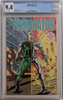 "1990 ""Terminator"" Issue #1 Dark Horse Comic Book (CGC 9.4) at PristineAuction.com"