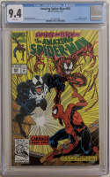 "1992 ""Amazing Spider-Man"" Issue #362 Marvel Comic Book (CGC 9.4) at PristineAuction.com"
