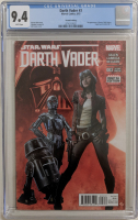 "2015 ""Darth Vader"" Issue #3 Second Printing Marvel Comic Book (CGC 9.4) at PristineAuction.com"