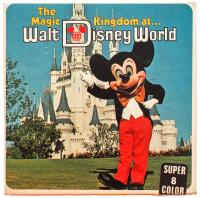 Vintage Walt Disney World 8mm Film Reel with Original Box at PristineAuction.com