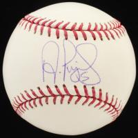 Albert Pujols Signed OML Baseball (PSA COA) at PristineAuction.com