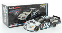 Ryan Newman Signed LE #02 Alltel First NASCAR BGN Victory 2001 Ford Taurus 1:24 Diecast Car with Action Figure (JSA COA) at PristineAuction.com