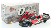 Ward Burton Signed LE #0 NetZero 2004 Chevy Monte Carlo 1:24 Diecast Car (JSA COA) at PristineAuction.com