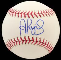 Albert Pujols Signed OML Baseball (MLB Hologram) at PristineAuction.com