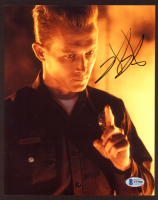 "Robert Patrick Signed ""Terminator 2: Judgment Day"" 8x10 Photo (Beckett Hologram) at PristineAuction.com"