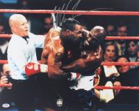 Mike Tyson Signed 16x20 Photo (PSA COA) at PristineAuction.com