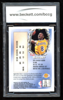 Kobe Bryant 1996-97 Finest #74 B RC (BCCG 10) at PristineAuction.com