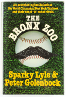 """Sparky Lyle Signed """"The Bronx Zoo"""" First Edition Hardcover Book (JSA COA) at PristineAuction.com"""