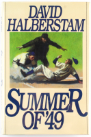"David Halberstam Signed ""Summer of '49"" Hardcover Book (JSA COA) at PristineAuction.com"