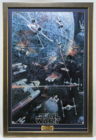"""Star Wars"" 24.5x36.5 Original 1977 Promotion Only Poster Display at PristineAuction.com"