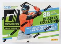2020 Panini Donruss Baseball Blaster Box with (11) Packs at PristineAuction.com