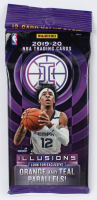 2019-20 Panini Illusions Basketball Value Pack of (12) Cards at PristineAuction.com
