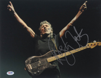 Roger Waters Signed 11x14 Photo (PSA COA) at PristineAuction.com