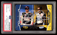 Dale Earnhardt Jr. Signed 2009 Press Pass Stealth #64 DO (PSA Encapsulated) at PristineAuction.com