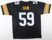 "Jack Ham Signed Jersey Inscribed ""HOF 88"" (JSA COA) at PristineAuction.com"