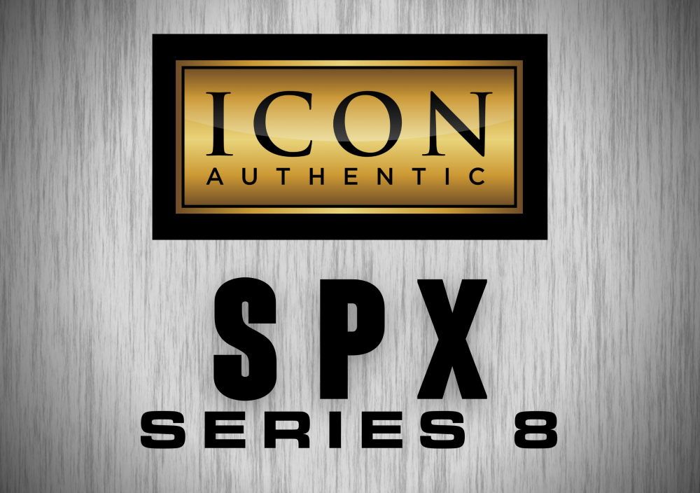 Icon Authentic SPX Series 8 Mystery Box 100+ Cards Per Box at PristineAuction.com