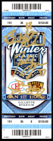 Brad Marchand, Patrice Bergeron & David Pastrnak Signed 2016 Winter Classic Hockey Ticket (YSMS COA) at PristineAuction.com