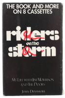 "John Densmore Signed ""Rider on the Storm"" Cassette Cover (JSA COA) at PristineAuction.com"