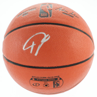 Giannis Antetounmpo Signed NBA Game Ball Series Basketball (Radtke COA) at PristineAuction.com