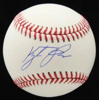 Kyle Tucker Signed OML Baseball (JSA COA) at PristineAuction.com