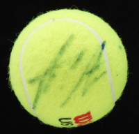 Andre Agassi Signed Wilson US Open Tennis Ball (JSA COA) at PristineAuction.com