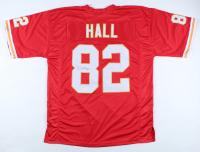 Dante Hall Signed Jersey (JSA Hologram) at PristineAuction.com