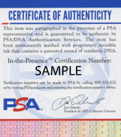 "Robert J. O'Neill Signed Time Magazine 16x20 Photo Inscribed ""Never Quit!"" (PSA COA) at PristineAuction.com"