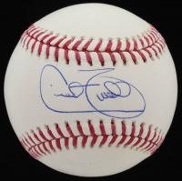 Cecil Fielder Signed OML Baseball (Schwartz COA) at PristineAuction.com