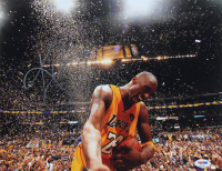 Kobe Bryant Signed Lakers 11x14 Photo (PSA LOA) at PristineAuction.com