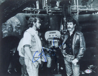 Steven Spielberg Signed 11x14 Photo (PSA COA) at PristineAuction.com