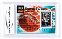 Shaquille O'Neal 1992-93 Stadium Club #247 RC (BCCG 10) at PristineAuction.com