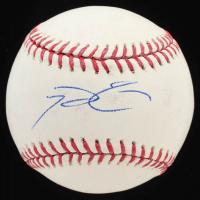 Prince Fielder Signed OML Baseball (JSA Hologram) at PristineAuction.com